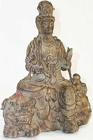 QuanYin on Foo Dog