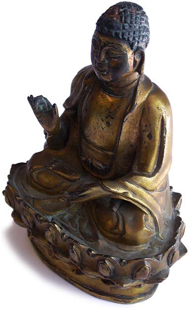 S.E. Asian Buddha