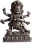 Six-armed-Mahakala