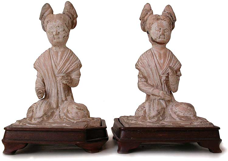 Terra Cotta Imperial Tomb Maids