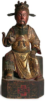God of Wealth Cai Shen