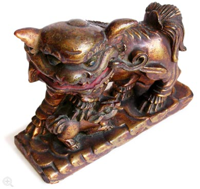 Foo Dog Bookends Rt