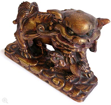 Foo Dog Bookends Lt
