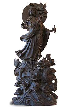 Water Moon Quan Yin